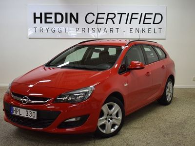 begagnad Opel Astra SPORTS TOURER 1.6