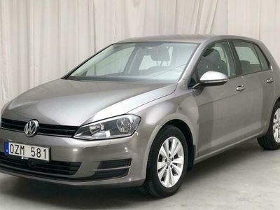 begagnad VW Golf VII 1.6 TDI BlueMotion Technology 5dr