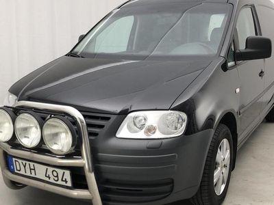 brugt VW Caddy 1.9 TDI Maxi Skåp