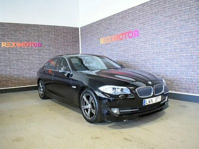 begagnad BMW 520 d Sedan 184hk Ny Besiktad