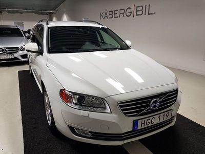 begagnad Volvo V70 D4 Momentum / Drag / Takvinge