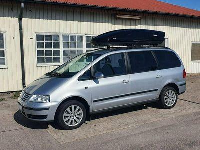 begagnad VW Sharan TURBO COMF
