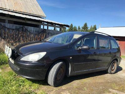 begagnad Peugeot 307 Break XR reservdelsbil/fixarbil
