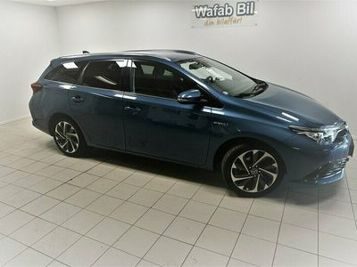 begagnad Toyota Auris Touring Sports Hybrid CVT