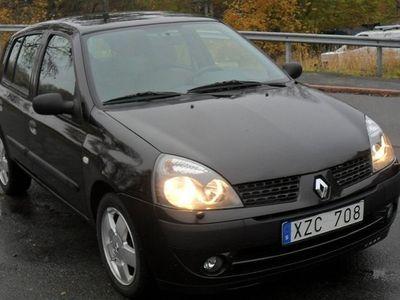 begagnad Renault Clio R.S. 5-dörra 1.2 Authentique 75hk (691:-/mån)
