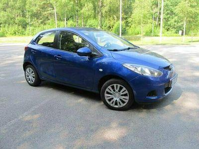 begagnad Mazda 2 DE
