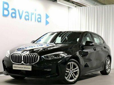 begagnad BMW 118 i M-Sport Hifi Rattvärme PDC Aut
