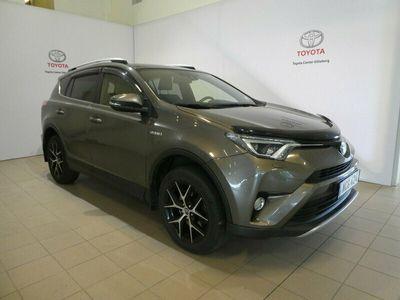 begagnad Toyota RAV4 Hybrid E-FOUR ACTIVE PLUS