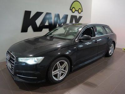 begagnad Audi A6 2.0 TDI | S-line | D-värm | S&V-Hjul | 190hk |