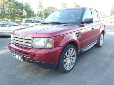 begagnad Land Rover Range Rover Sport S/C