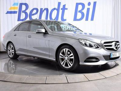 begagnad Mercedes E200 7G-Tronic Plus 184hk / 0.45% RÄNTA