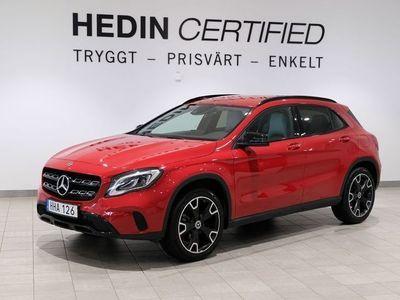 gebraucht Mercedes GLA200 7G-DCT, 156hk, 2019
