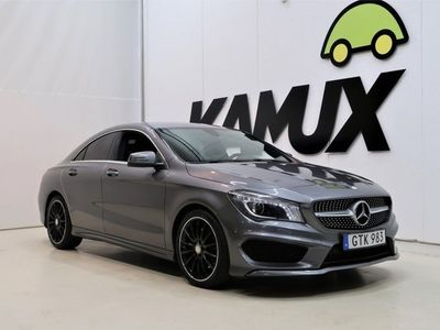 begagnad Mercedes CLA250 4MATIC | AMG Sport | SoV | 211hk