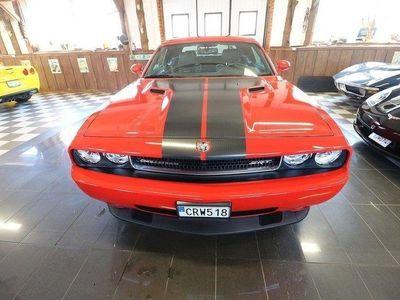 begagnad Dodge Challenger 6.1 V8 HEMI SRT8 EV BYTE