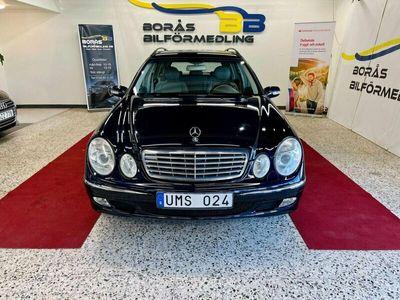 begagnad Mercedes E320 5G-Tronic 224hk/ NyServad