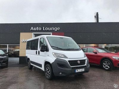 used Fiat Ducato 9-sits Panorama L1H1