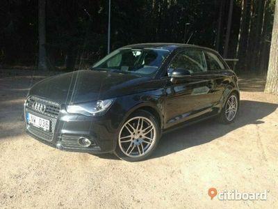 begagnad Audi A1 1,4 TFSI 122hk -10