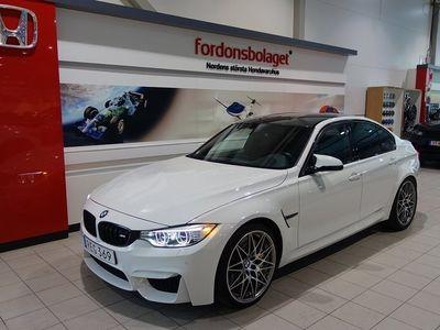 begagnad BMW M3 Competition 450HK Svensksåld -16
