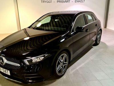 begagnad Mercedes 200 - Benz A - KLASSd AMG Sport / NAVI
