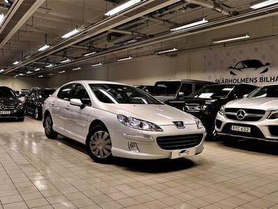 begagnad Peugeot 407 2.0 SEDAN 5000MiL 2ÄGARE 140HK SVENSK