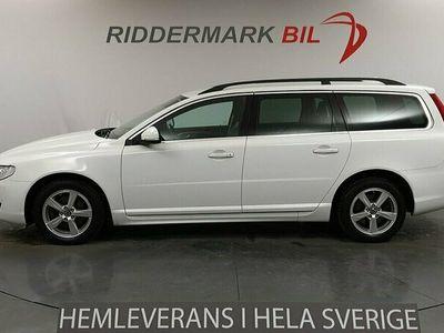 begagnad Volvo V70 D4 Momentum Drag Värmare Fullservad Eu6 181hk