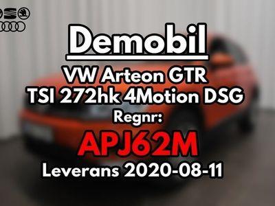 begagnad VW Arteon GTR TSI 272hk 4Motion DSG