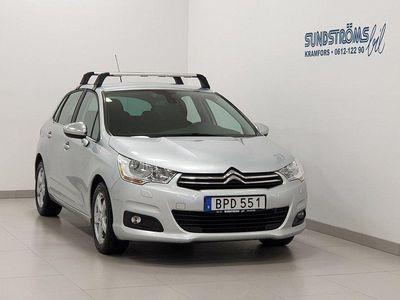 begagnad Citroën C4 1.6 HDi Steel Edition
