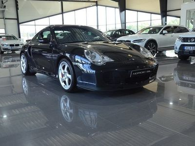 begagnad Porsche 996 Turbo X50 450HK Original