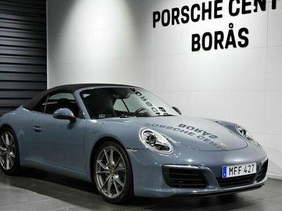 begagnad Porsche 911 Carrera Cabriolet Carrera Cabriolet