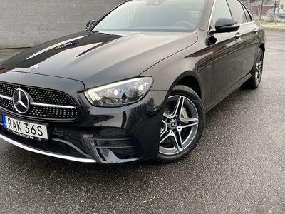 begagnad Mercedes E300 - Benz4MATIC SEDA