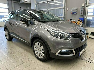 begagnad Renault Captur Energy TCe 90 Dynamique 5-d 2015, Halvkombi Pris 84 500 kr