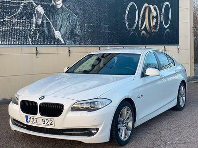 begagnad BMW 520 D Aut Dragkrok Svensksåld 184hk