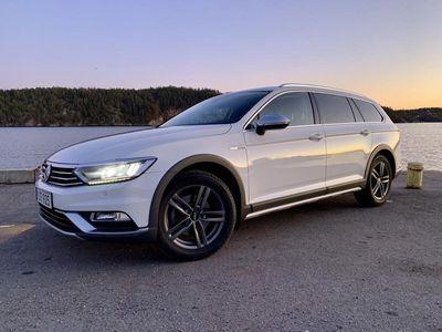 begagnad VW Passat Alltrack 2.0 TDI SCR
