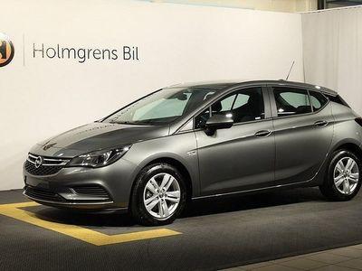 begagnad Opel Astra Enjoy 5d 1.4T /125 Erg. sportstolar 16 Alu Pluspaket Onstar