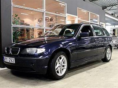begagnad BMW 320 i Touring Svensksåld 170 HK Kombi