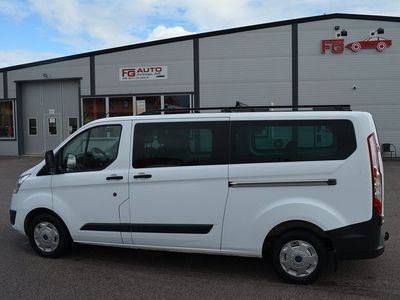 begagnad Ford Custom TransitKombi 2.2 TDCi 125hk 9-sits