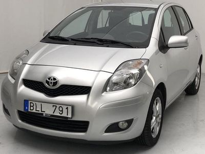 begagnad Toyota Yaris 1.33 5dr