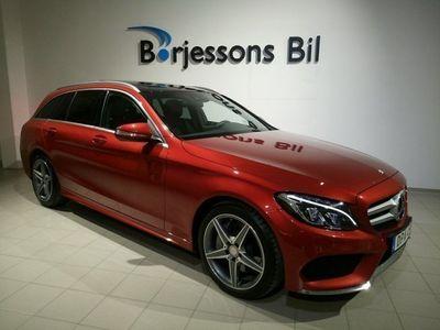 begagnad Mercedes C250 S205