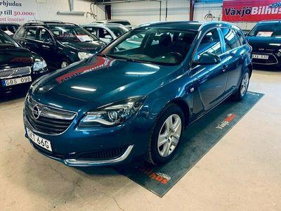 begagnad Opel Insignia Sports Tourer 1.6 CDTI Automat Euro 6 136hk