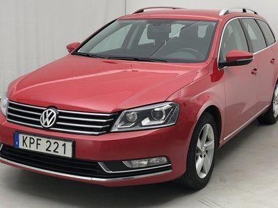 begagnad VW Passat Variant 2.0 TDI BlueMotion Technology 4Motion (140hk)