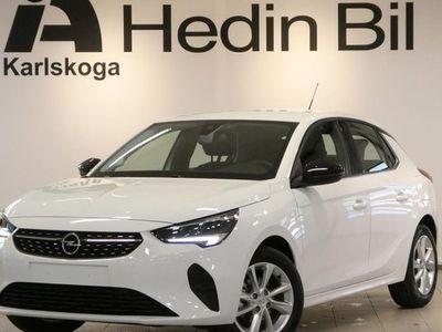begagnad Opel Corsa 1.2 Elegance P75 Pluspaket 2021, Halvkombi Pris 159 900 kr