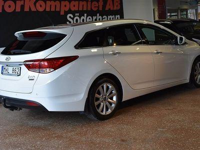 begagnad Hyundai i40 1.7 CRDI Business / Aut