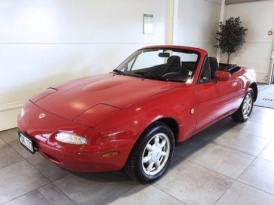 käytetty Mazda MX5 NA 1.6 115 hk. Originalskick