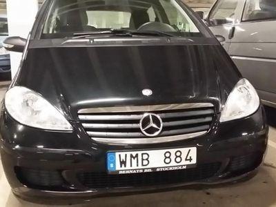 gebraucht Mercedes A150 1.5 Bensin *LÅGA MIL -05
