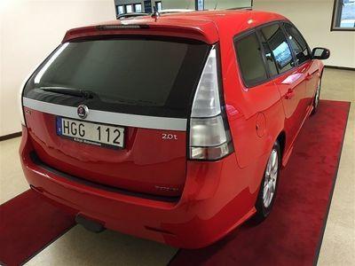 begagnad Saab 9-3 2,0t BioPower SportCombi (175hk)