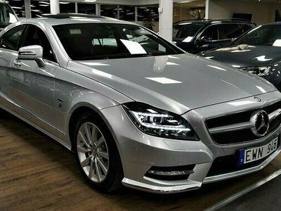 begagnad Mercedes 350 CLS BenzCDI 7G-Tronic Plus AMG Sport 2011, Sportkupé Pris 269 900 kr