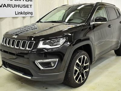 gebraucht Jeep Compass LIMITED 1.4 MULTIAIR 170HK ATX 4 -18