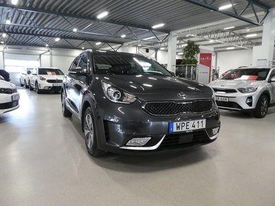 begagnad Kia Niro 1,6 Hybrid DCT 2018, SUV 219 900 kr