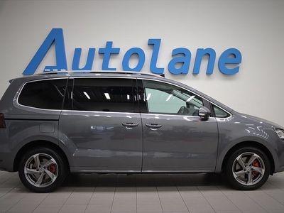 begagnad VW Sharan 2.0 TDI Premium,Eu6,7-sits,Auto,Värmare,Panorama