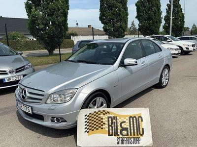 begagnad Mercedes 180 C-KlassKompressor BlueEFFICIENCY 156hk 7100mil